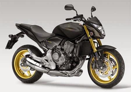 Gambar Motor Honda CB 600F