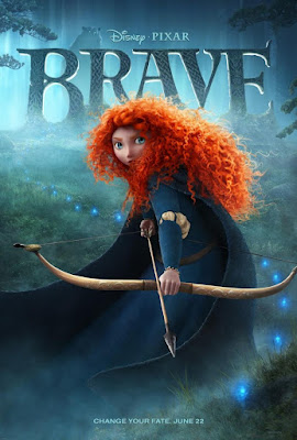 Brave (indomable) pixar disney