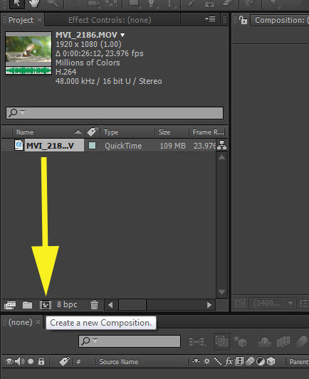 Export QuickTime MOV files from After Effect for Stock Footage ...