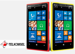 Paket Internet Telkomsel Nokia Lumia Data Plan Bulanan