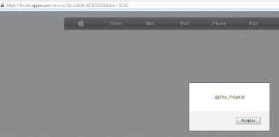 XSS Vulnerability Pada Website Apple