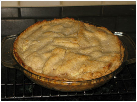 CLASSIC APPLE PIE ~ Kenny's Kitchen