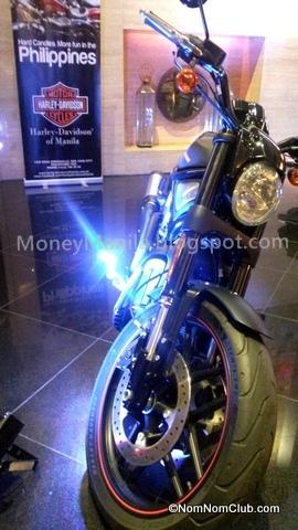Harley Davidson: 2013 VRSCDX Night Rod Special