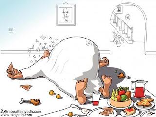 عادات رمضانية خاطئة معظمنا يقع فيها