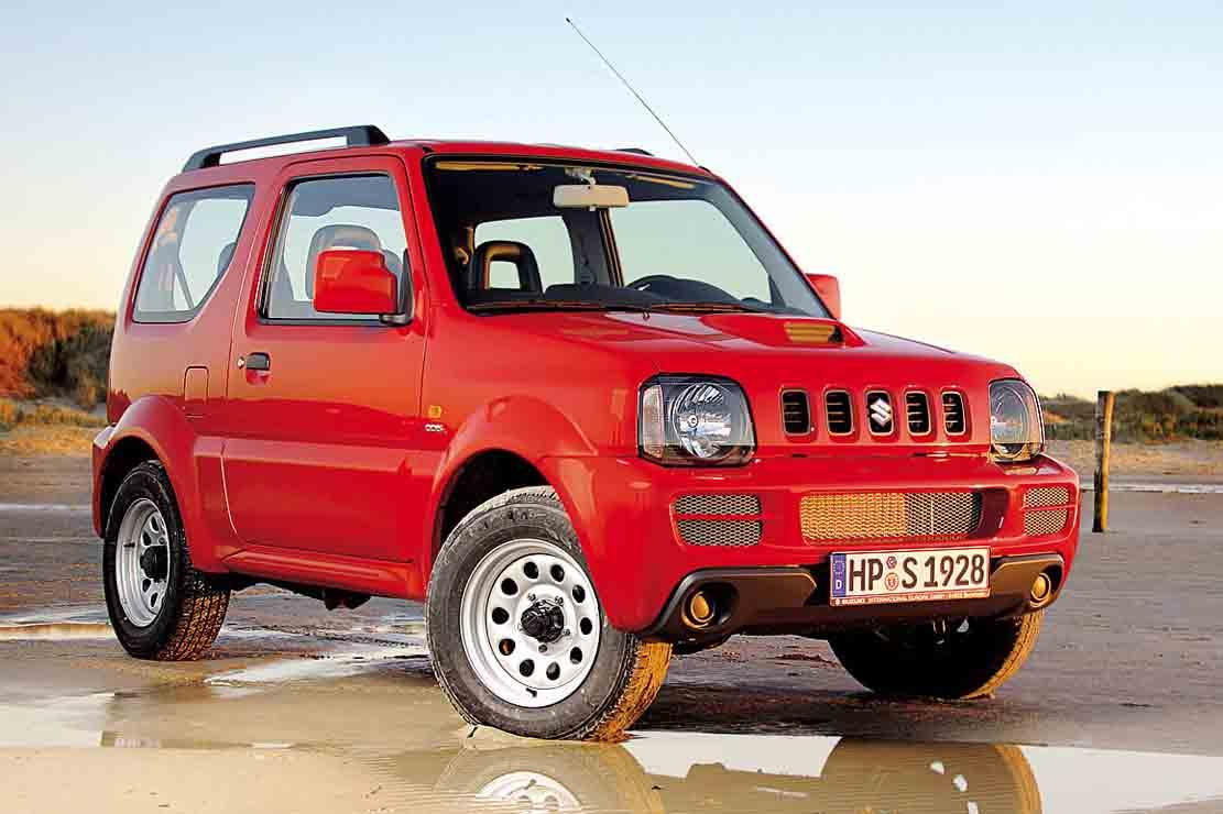 Car Images: Suzuki Jimny