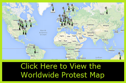 Click Here to see the Worldwide Lyme Protest Map