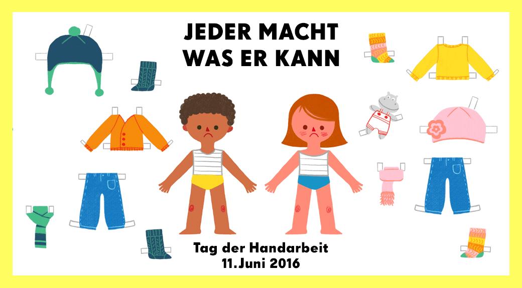 Eine tolle Aktion in Deutschland, der Schweiz und Österreich gegen Kinderarmut!
