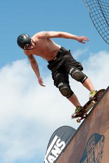 Skateboard Newquay Boardmasters
