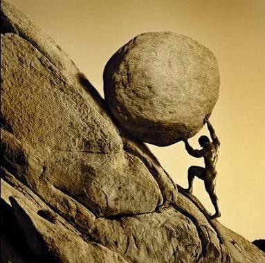 Esfuerzo para alcanzar el éxito