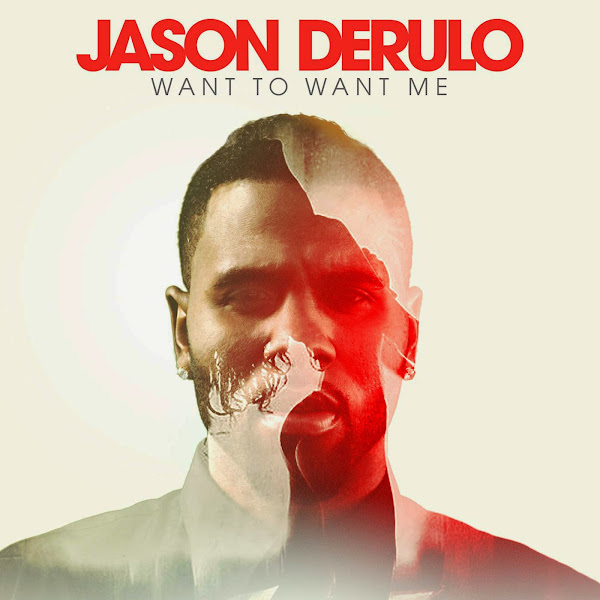 Jason Derulo - Want to Want Me - Single Cover