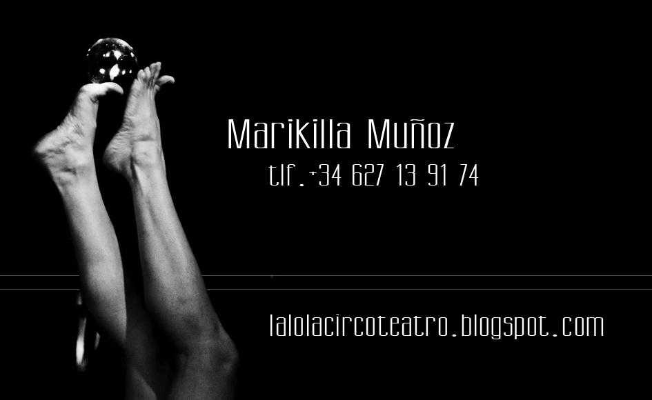 Marikilla Muñoz