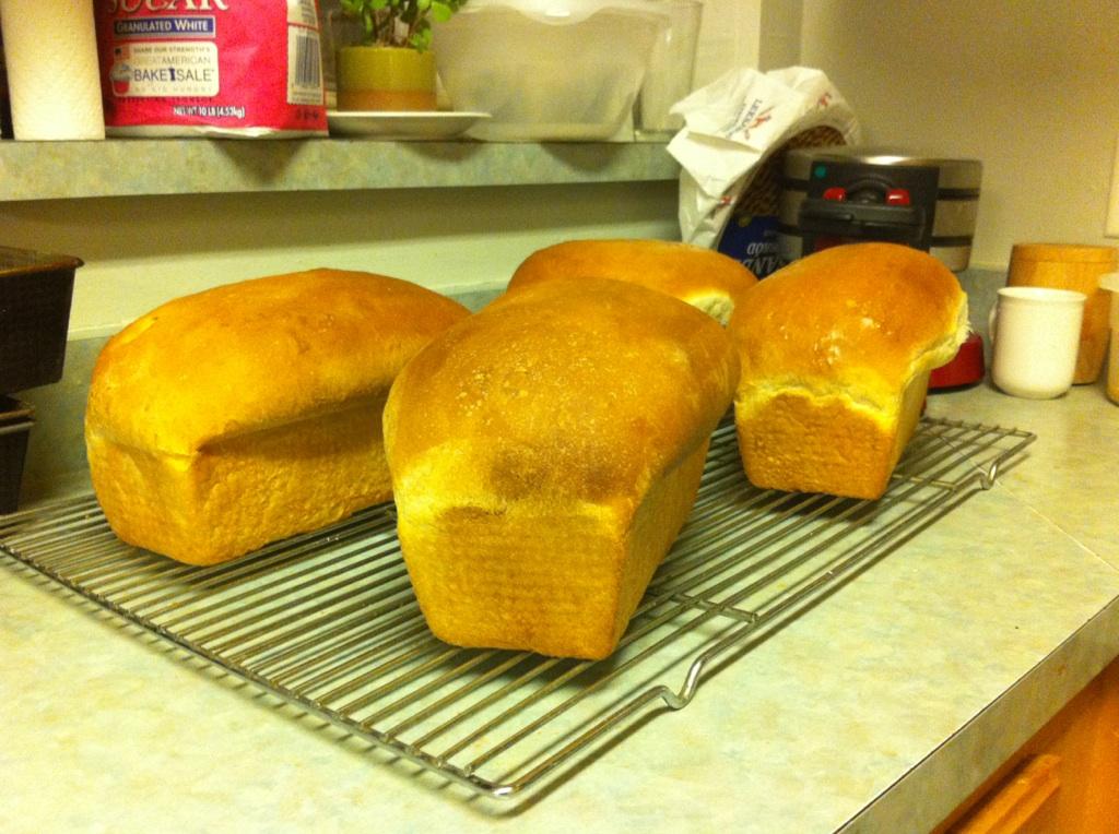Third Sunday Dinner Blog The Joy Of Baking Bread