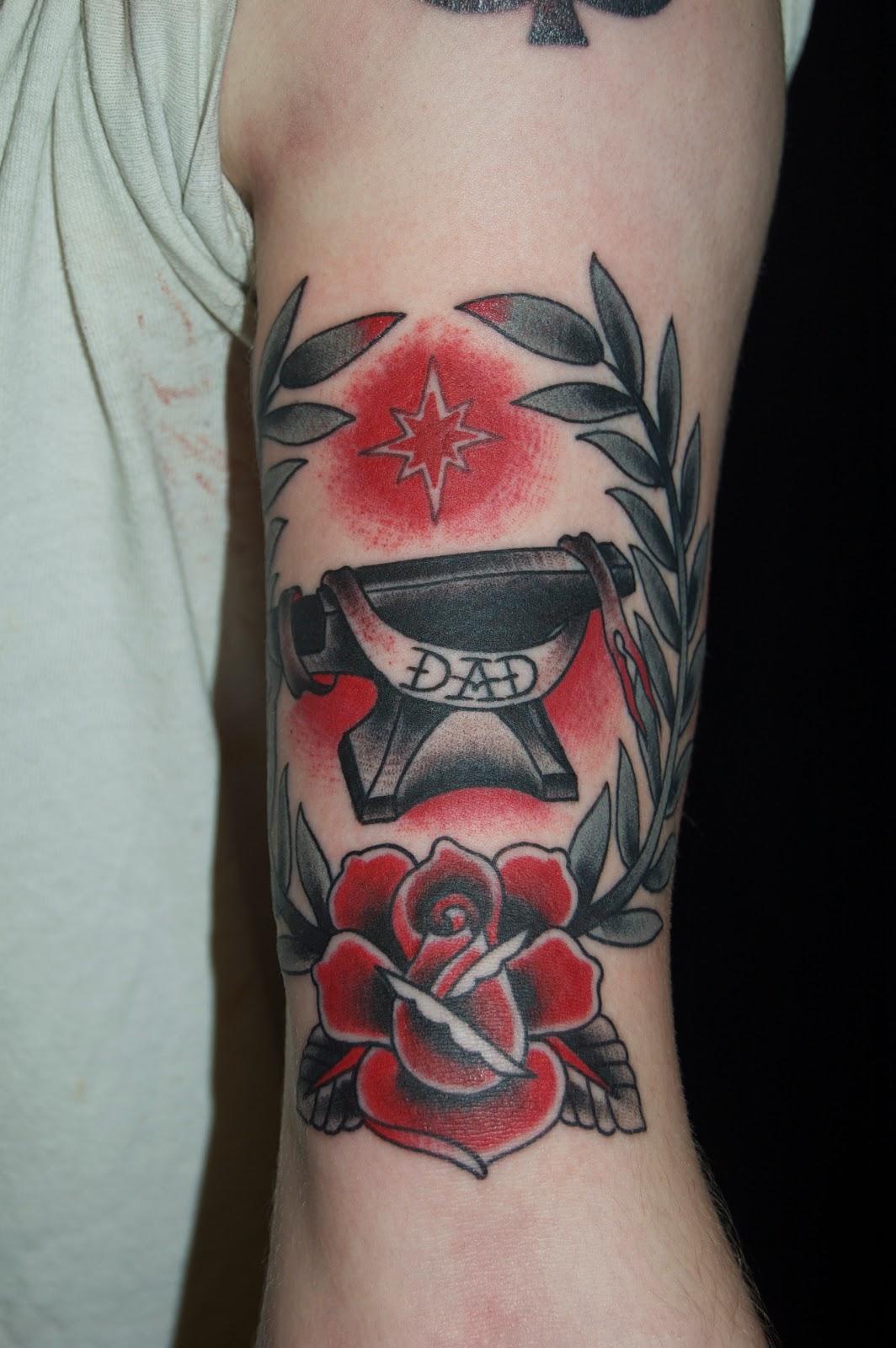 Jeb Maykut - Flyrite Tattoo
