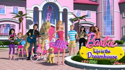 Barbie Ngôi Nhà Trong Mơ