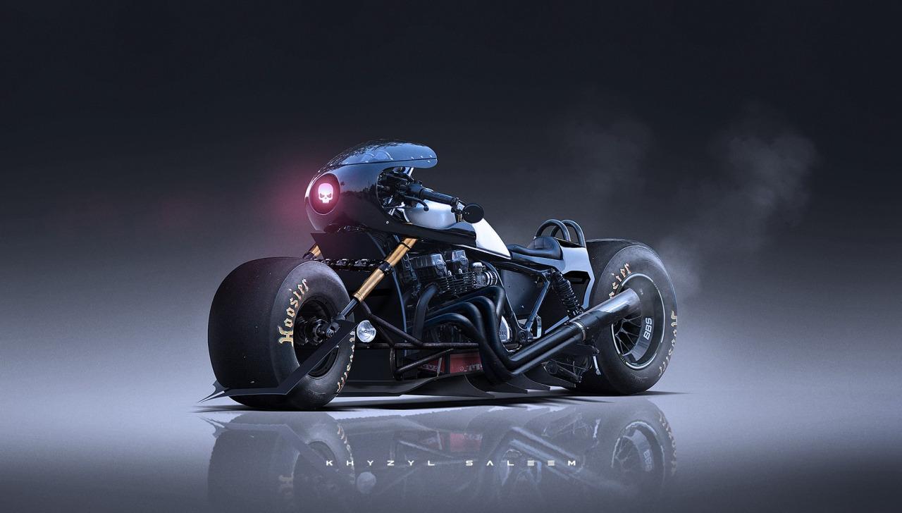 Mercenary Garage: Khyzyl Saleem