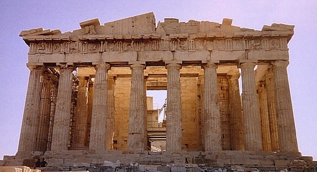 Architecture Of Ancient Greece2