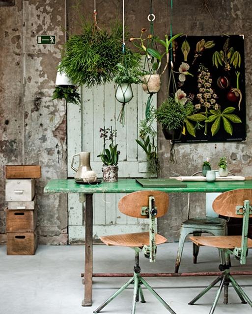 Klaar voor het voorjaar villa d 39 esta interieur en wonen for Interieur inspiratie kleur