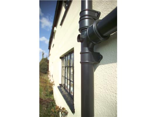 David dangerous cast iron look soil pipe floplast for Soil vent pipe design