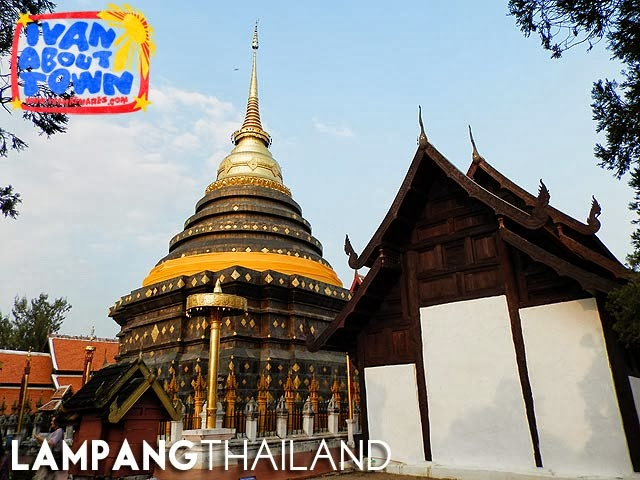 Lampang Luang Thailand  City new picture : Thailand: Wat Phra That Lampang Luang in Lampang | Ivan About Town