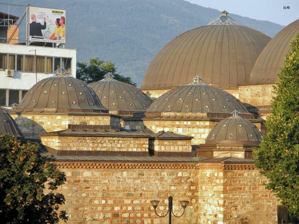 Baño Turco Arquitectura:Cifte Amam (baños turcos) / Skopje / Macedonia
