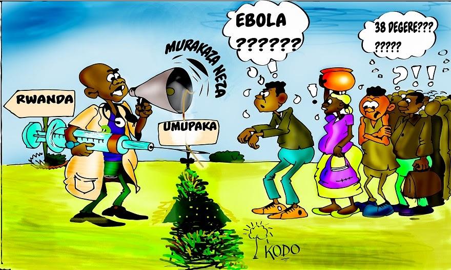 U Rwanda Rwafashe Ingamba Zikomeye mu Gukumira Ebola