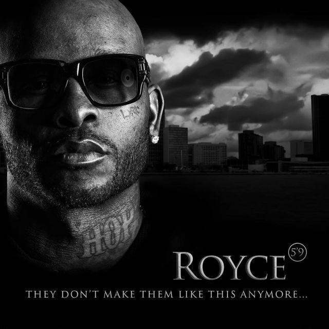 Royce Da 5'9 - T.D.M.T.L.T.A.
