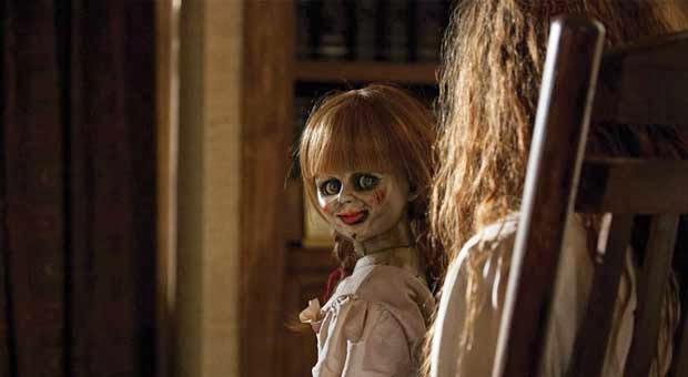 16 Boneka Menyeramkan di Film