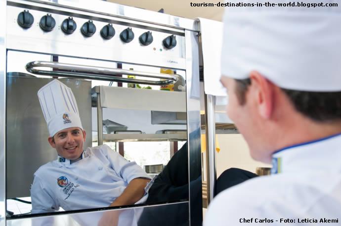 Chef Carlos - Foto: Leticia Akemi