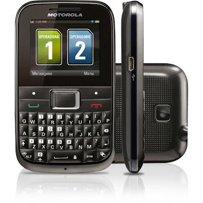 new Motorola EX109