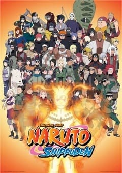 Torrent Anime Desenho Naruto Shippuden - 18ª Temporada - Legendado 2007  720p BDRip HD completo
