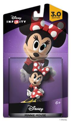 TOYS : JUGUETES - DISNEY Infinity 3.0  Minnie Mouse | Figura - Muñeco - Videojuego  A partir de 6 años | Comprar en Amazon
