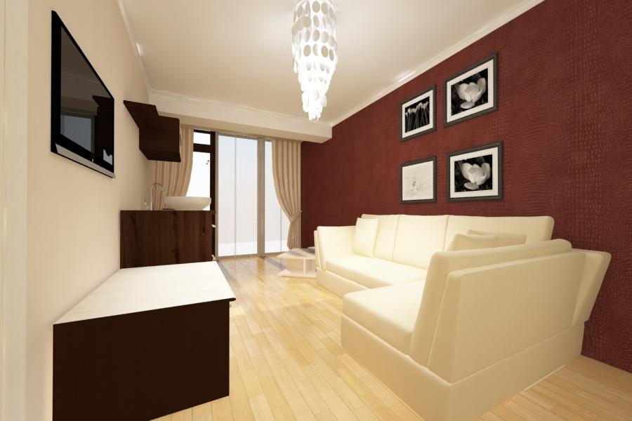 Design - interior - living - case - moderne