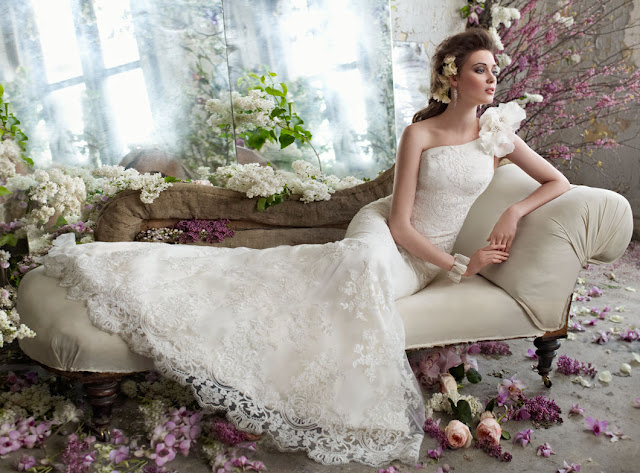 JLM couture wedding gown