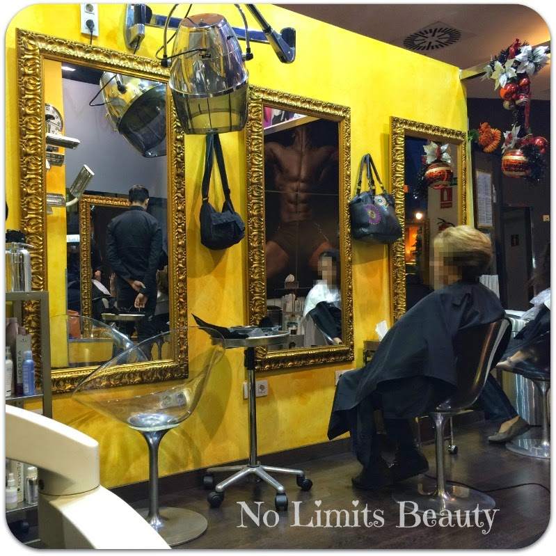 Experiencia Groupon: Centros de peluquería y estética Moure - Palma