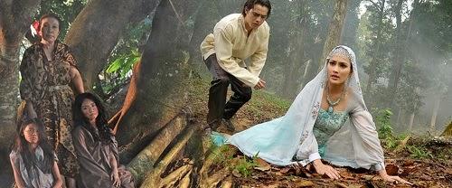 Gambar seksi Fasha Sandha dalam filem Penanggal dipotong