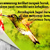 Kata Kata Inspiratif #16 - Kebajikan Kolibri