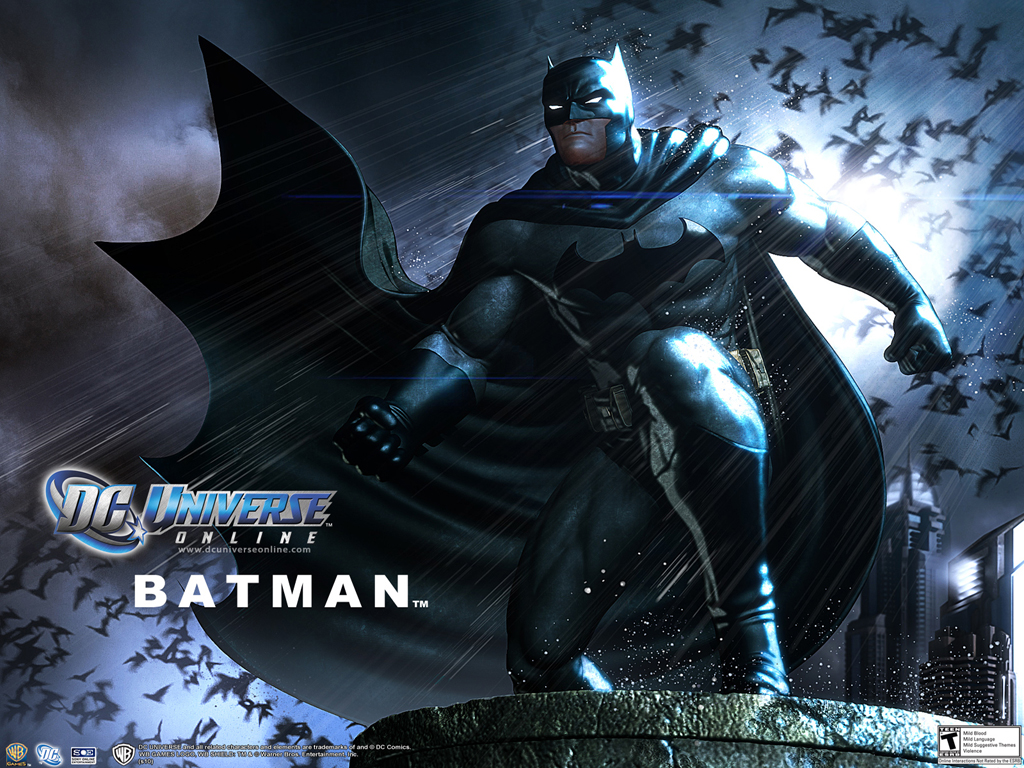 Dc Universe HD & Widescreen Wallpaper 0.657835486506005