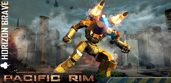Pacific Rim v1.9.1 APK Full Obb-Pro GameXP