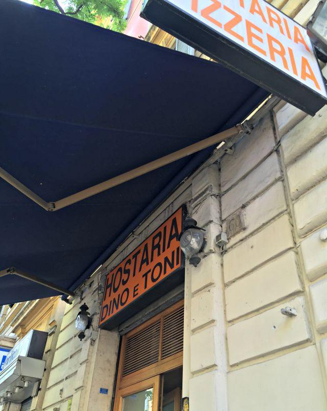 Restaurant Tip für Rom mit Kindern - Frühstück bei Emma