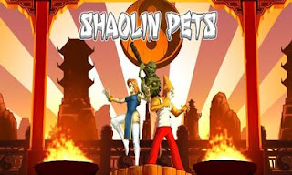Screenshots of the Shaolin Pets for Android tablet, phone.