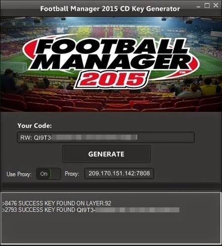 activation code fm
