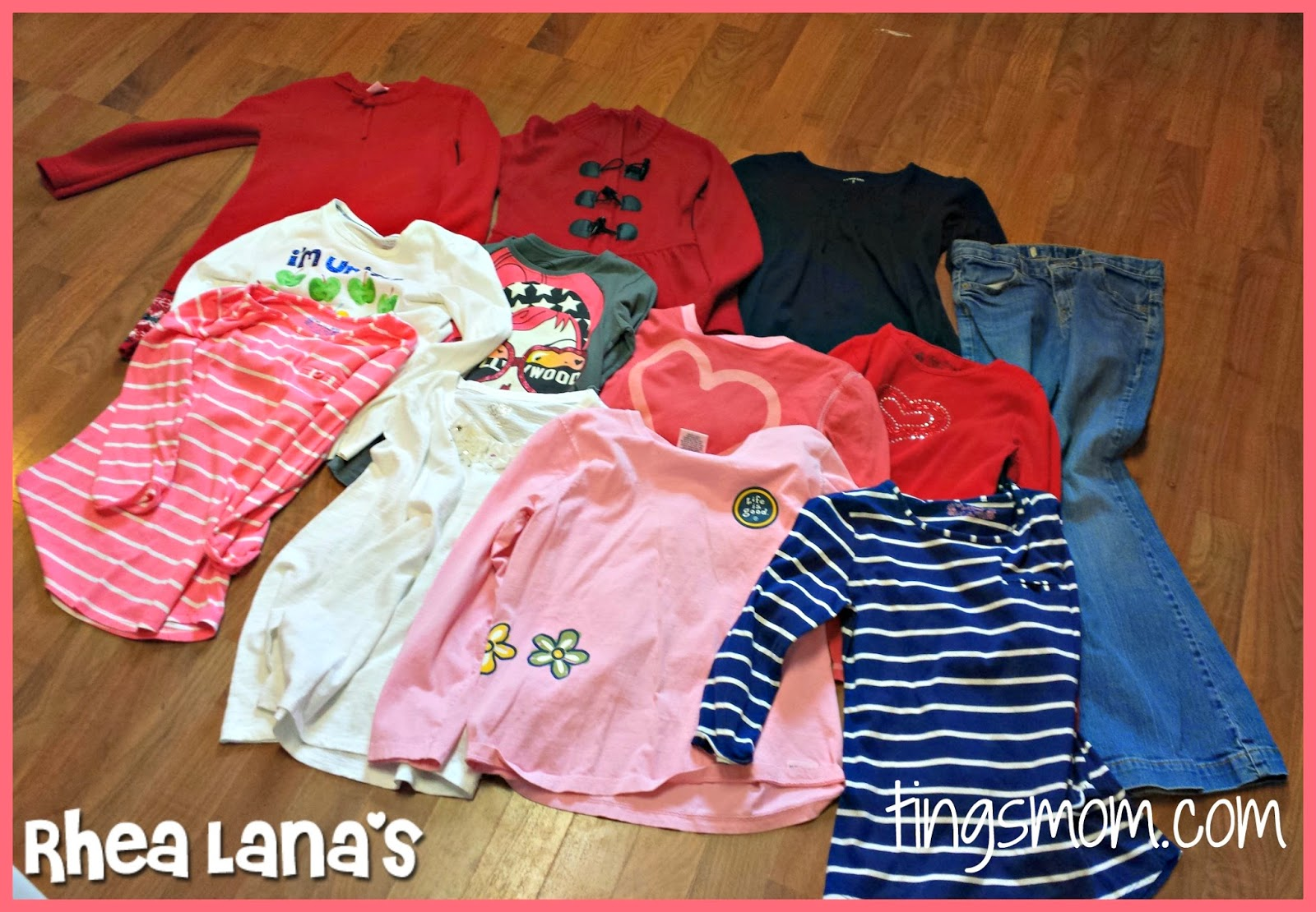 Rhea Lana Fall/Winter Haul | #rhealana #consignmentsale #kidsclothes #bargains