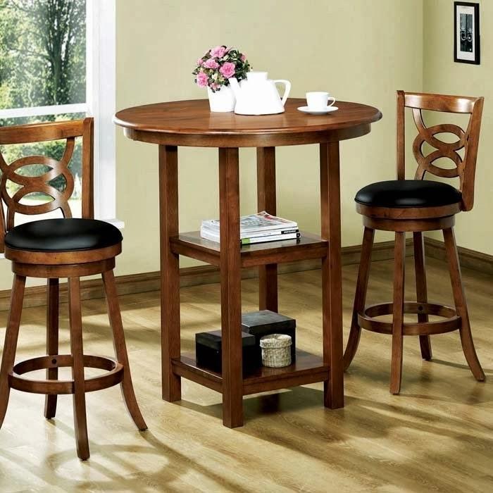 Table de cuisine pour petit espace etagre sous lavabo - Table petit espace ...