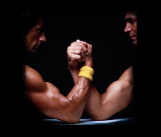 Celebrity Armwrestling Pics
