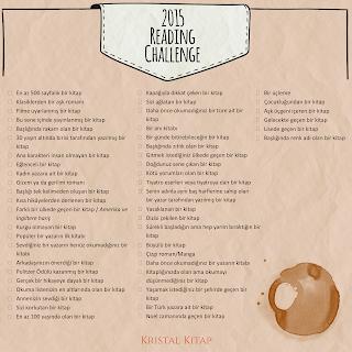2015 okuma listesi