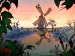 """Cena de """"O velho moinho"""", premiado com o Oscar (Disney sabia das coisas...)"""