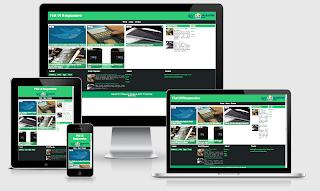 Cara Membuat Header FullScreen Responsive di Blog