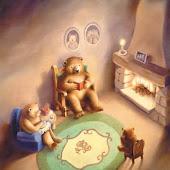 Riccioli d'oro  i tre orsi