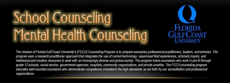 FGCU Graduate Programs in Counseling
