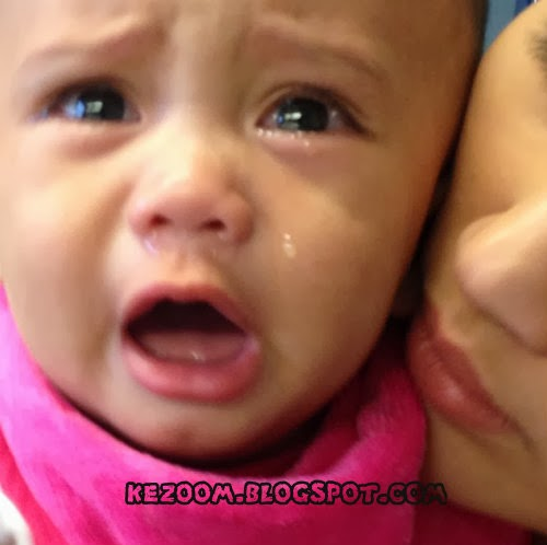 10 Gambar Terkini Anak Fasha Sandha, Putera Rayfal Ramli